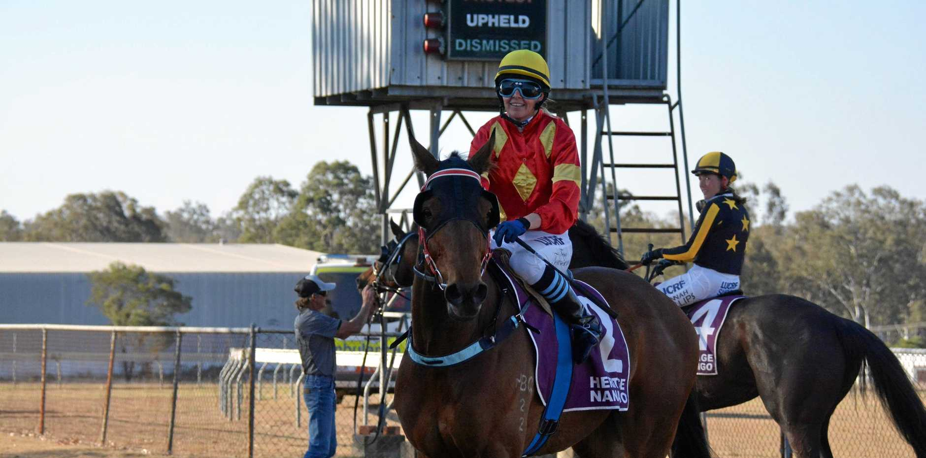 Tessa Townsend is hoping for more winners at Dalby tomorrow.