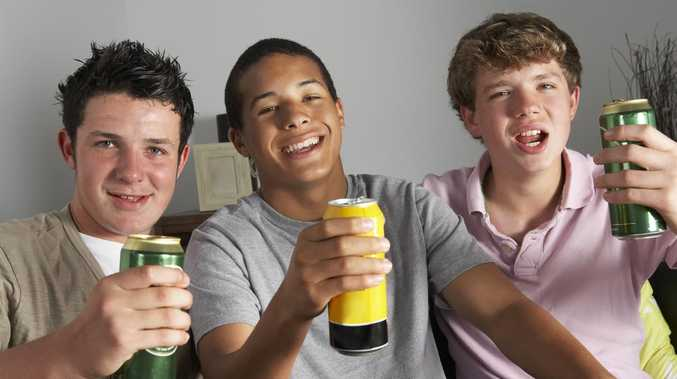 Danger in letting teens drink under supervision