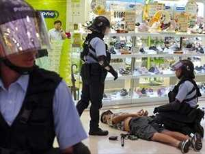 Amnesty warns of Hong Kong police torture