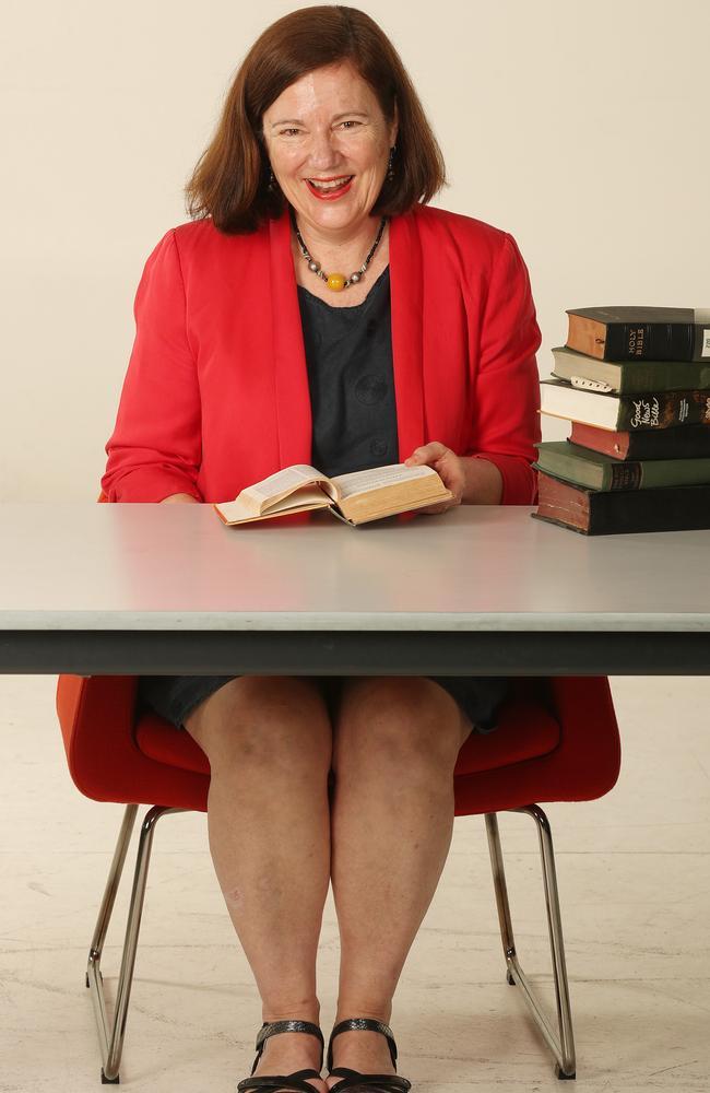 The head of Christian RI Network Karen Grenning. Picture: Annette Dew