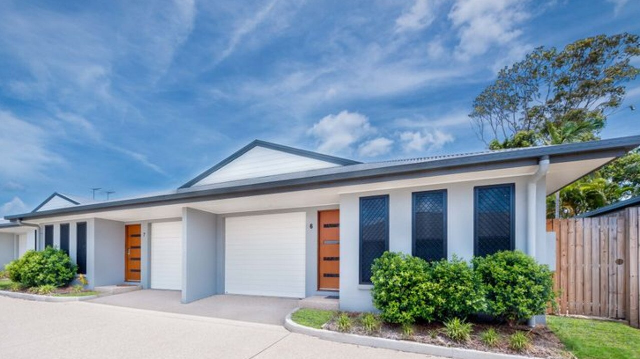 This townhouse at Kierra Dr in Andergrove is ideal for a retiree looking to downsize.
