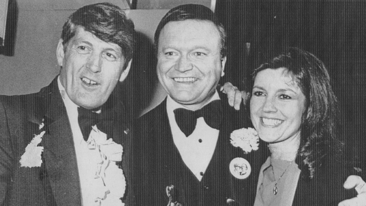 Australian television legend Paul Cronin has died.