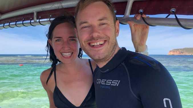 'Mental' secret behind couple's romance