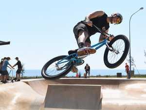 Skateside opens on Hervey Bay Esplanade