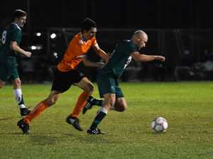 Soccer: Frenchville's Shane Lubbe.