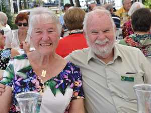 Judith and Ken Moore at U3A birthday celebrations