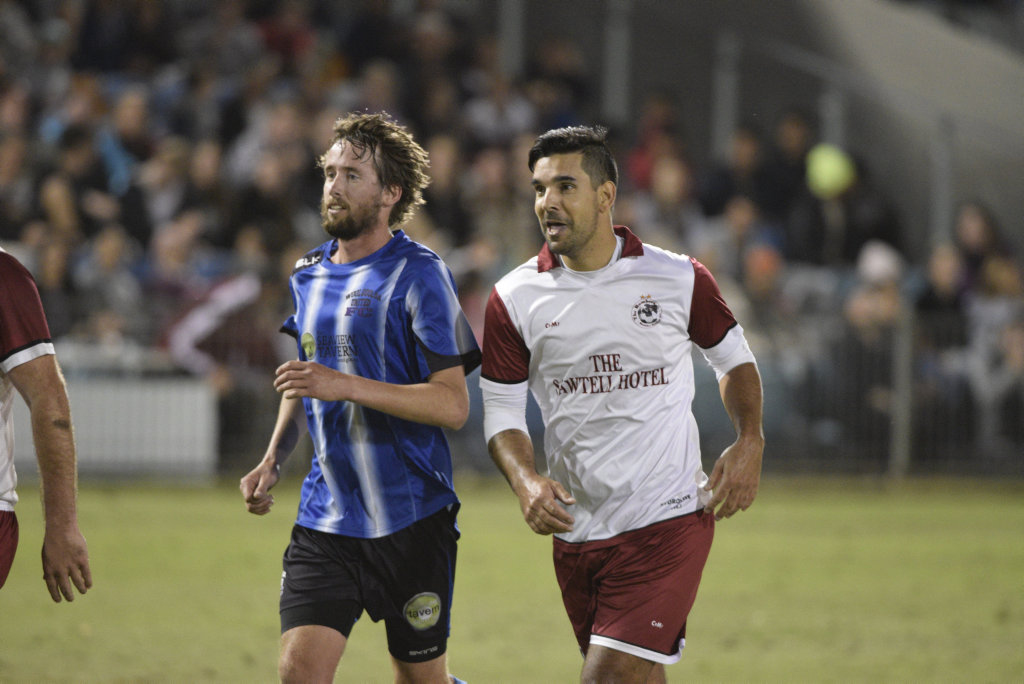 The Boambee Bombers successfully defended their C.ex Group Men's Premier League title in the 2019 grand final against the Woolgoolga Wolves.