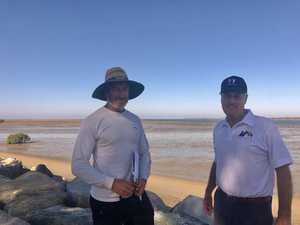 Erosion: Fears coastal Mackay suburb could be washed away