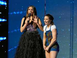 TALENTED: Bay mum through to grand final of reality show
