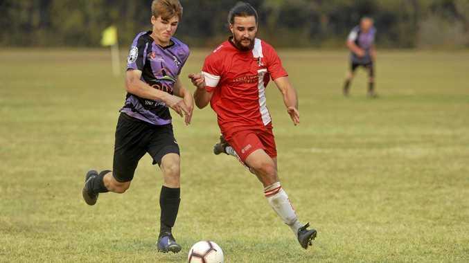 SIREN SOUNDS: Grafton United stun Majos FC White