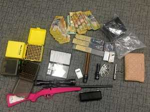 Drug operation uncovers cash, weapons and drugs in Miles