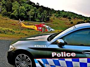Motorbike rider killed after horror crash near Ballina