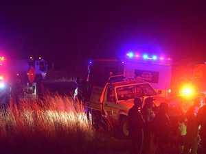 Land owner taken to hospital after Monduran fires