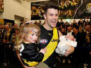 Trent Cotchin's biggest mental challenge