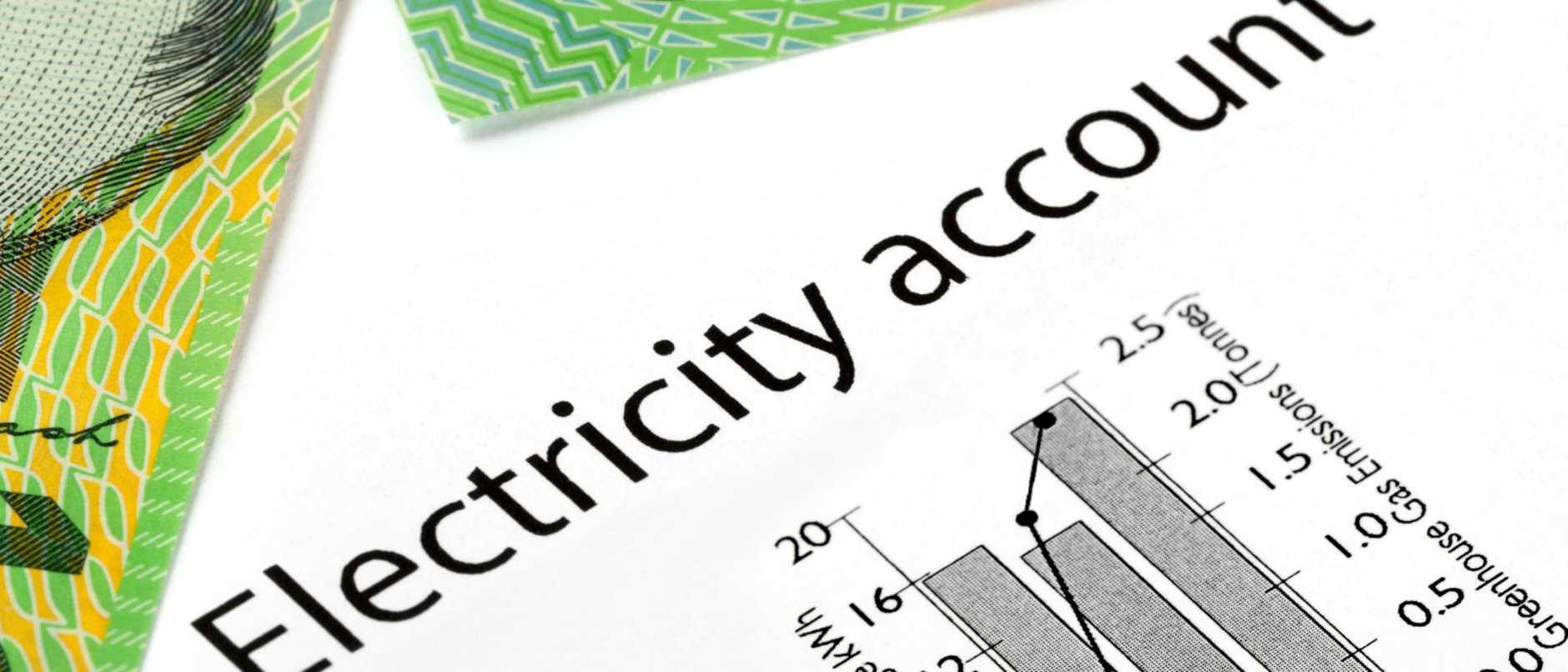 Supplied Money electricity account, moneysaverHQ