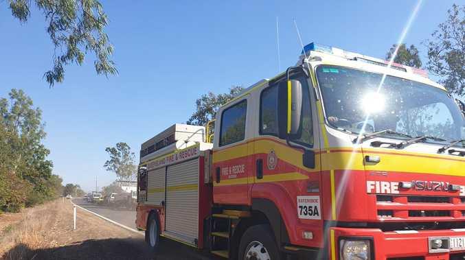 UPDATE: Crews extinguish Gladstone region hotel fire