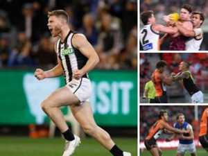 The Tackle: Can Magpies star shake it off?