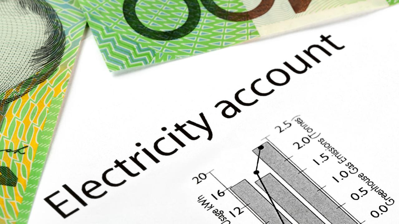 Supplied Money electricity account, moneysaverHQ