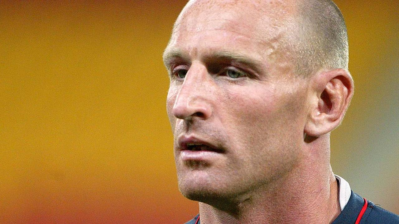 Wales legend Gareth Thomas' secret left him feeling suicidal.
