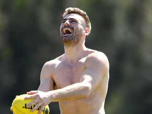 'Amazing' Coniglio eyes miracle MCG return