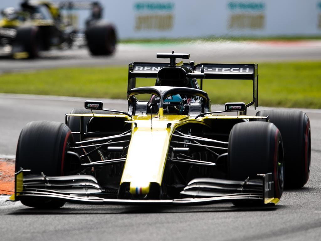 Ricciardo had a blinder at Monza.