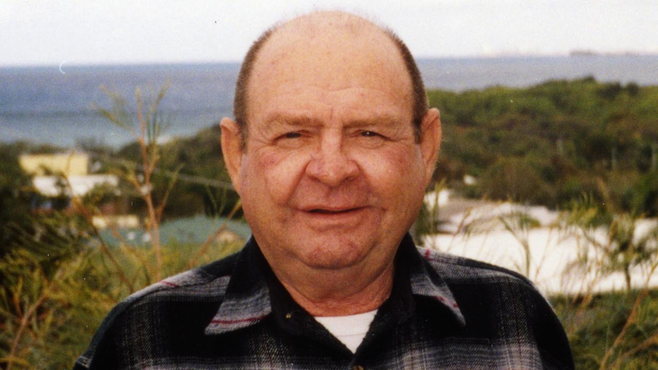 Vietnam veteran Lawrence Drinkwater.