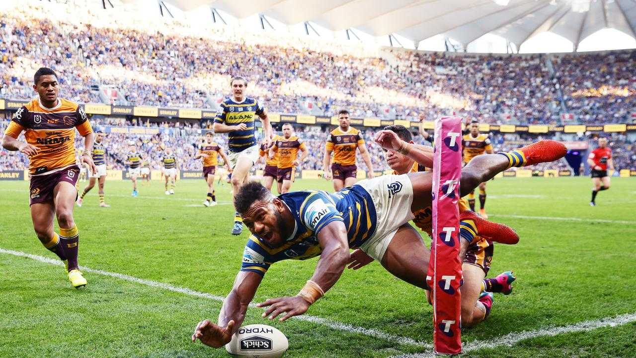 Parramatta face Melbourne at AAMI Park. Picture: Matt King
