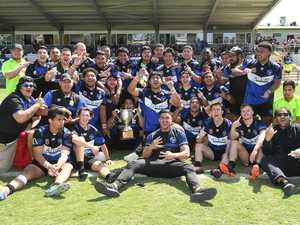 PHOTOS: Rugby League Ipswich U20's grand final