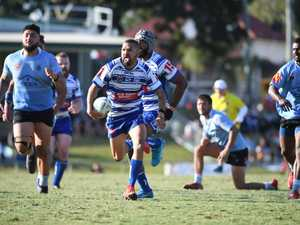 RLI Rugby League Ipswich A-Grade grand final played