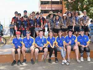 2019 Fraser Coast Technology Challenge - winners.