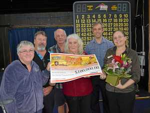 $100,000 WIN: Maryborough local wins big on bingo