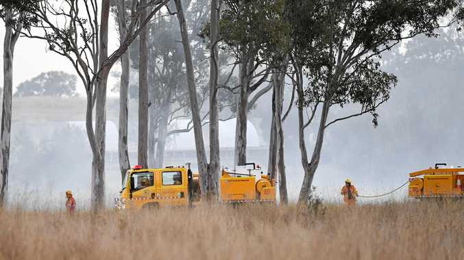 Latest Gympie fire alert as new blaze reported near Borumba