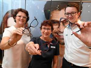 Second-hand glasses a sight for sore eyes