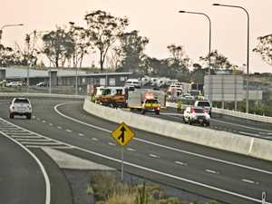 What caused first crash on $1.6B Toowoomba Bypass