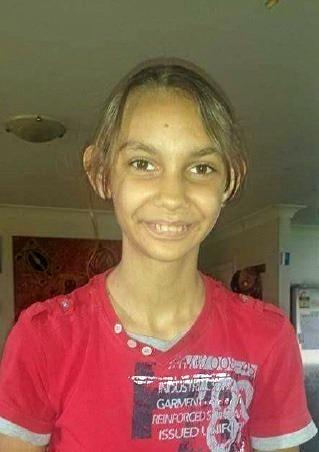 Elizabeth Jerome was last seen at an address in Barber Street, Cherbourg on Saturday September 7.