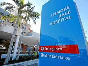 Patient threatens Lismore hospital nurse with scissors