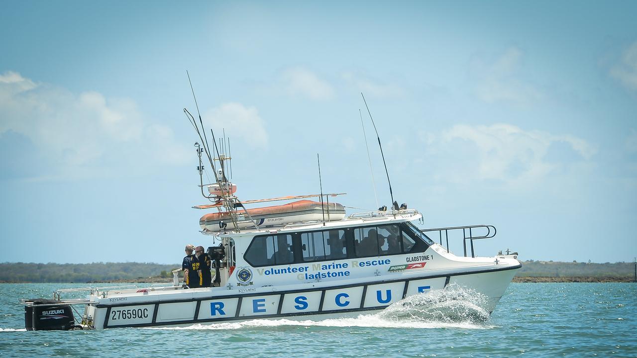 Gladstone Volunteer Marine Rescue, Gladstone 1 VMR.