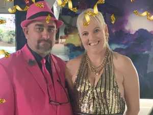 Cops crash wedding as trio face charges