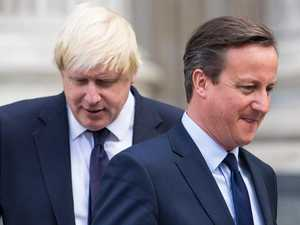 David Cameron disses Boris in new memoir