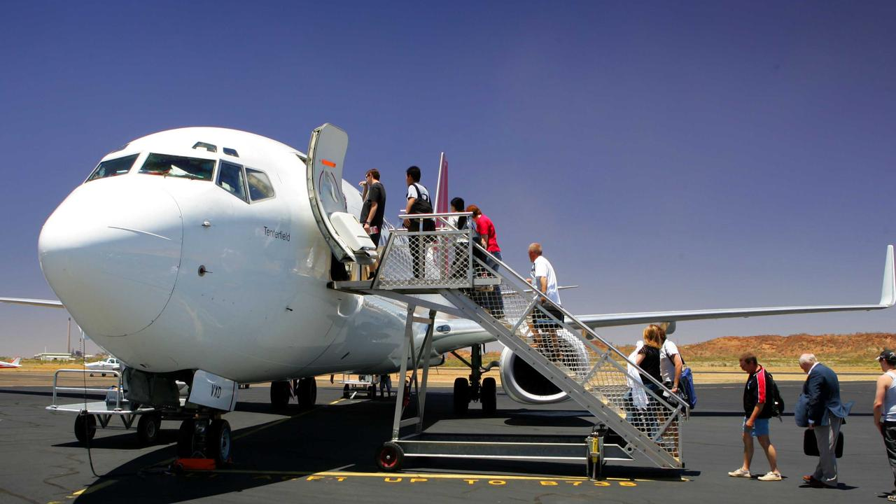 Regional airfares to Brisbane can cost as much as international flights.