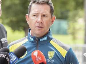 Ponting reveals Aussie Test XI locks