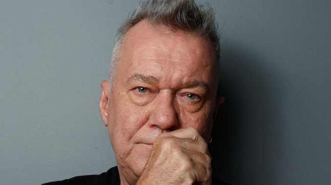 Jimmy Barnes faces biggest fear