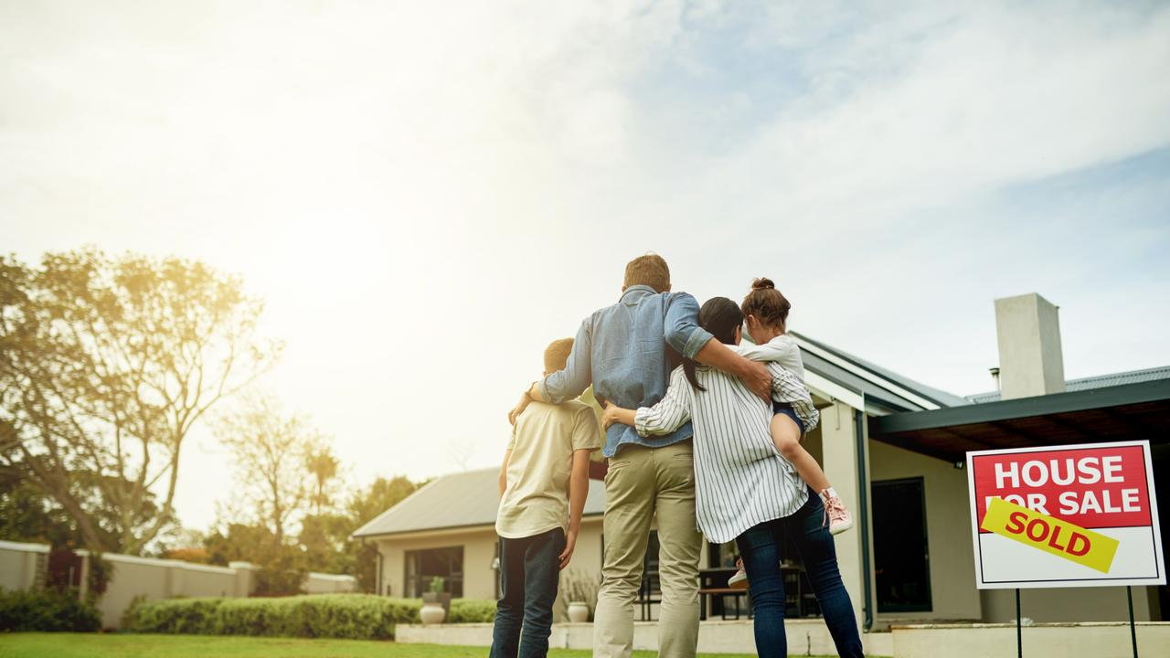 SUCCESS: Over two days 68 groups went through more than 30 open homes. iSTOCK