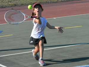 PHOTOS Junior shine on the courts at the Junior Devt Series