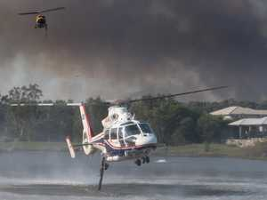 Time to look at aerial firefighting fleet: MP