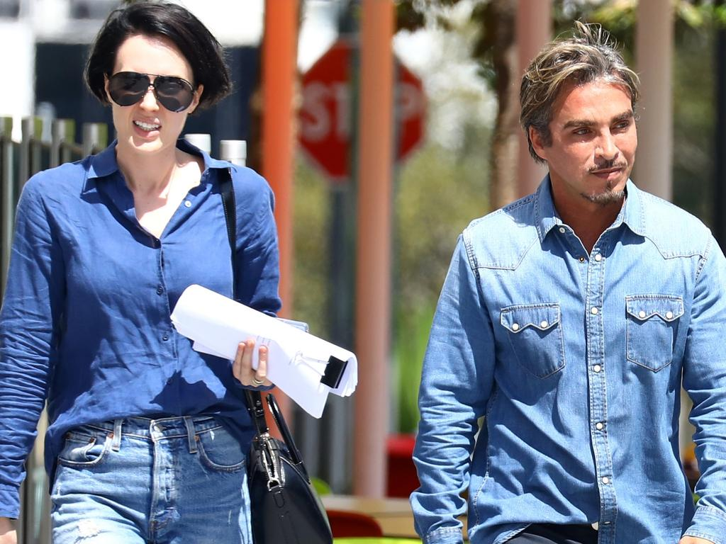 "Sarah Budge said she ""felt like crap"" over John Ibrahim's comments. Picture: Matrix"