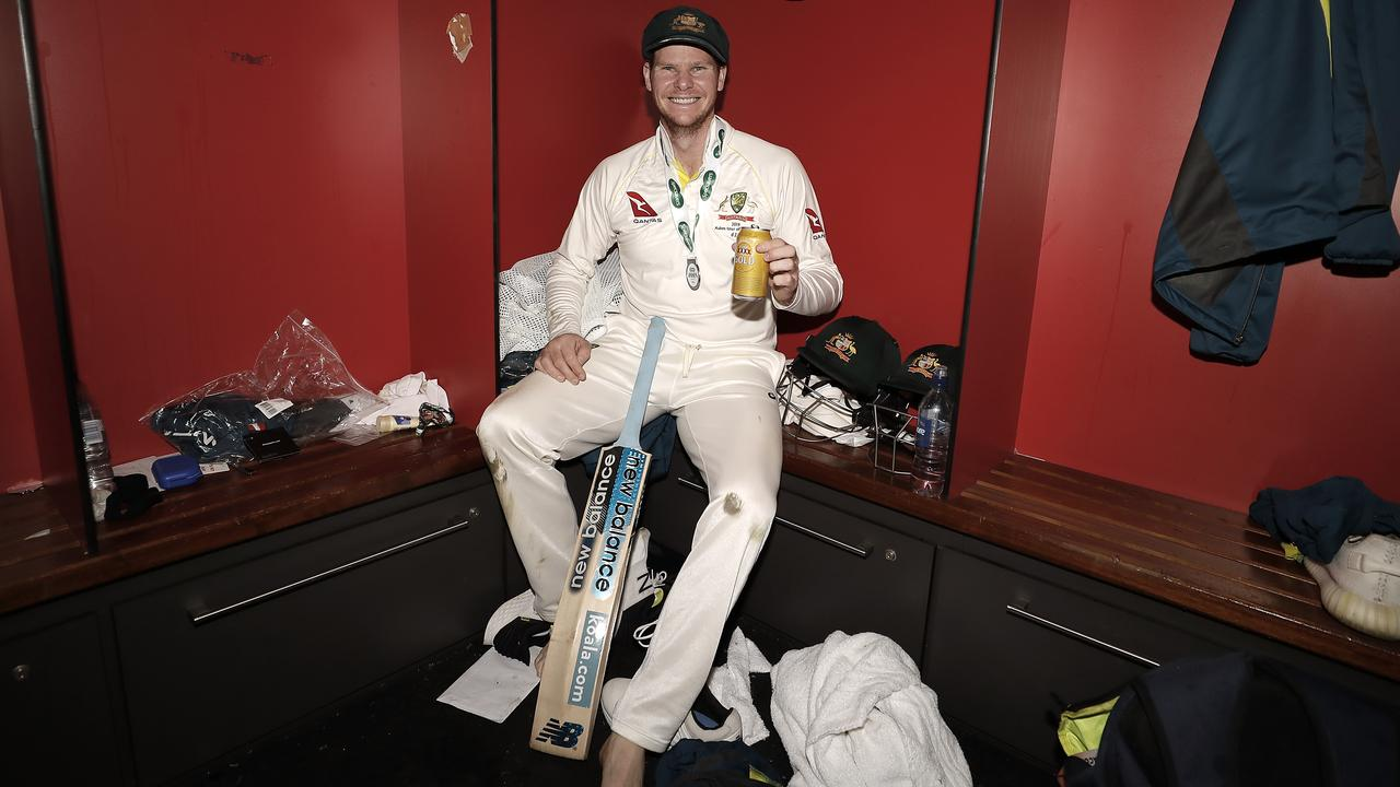 Smith returns to Australia as man of the series with the urn retained and his reputation soaring again.