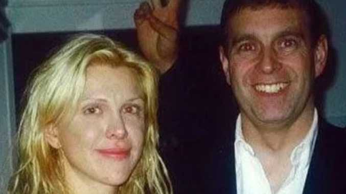 LOOKING FOR SEX: Prince Andrew sought Courtney's love