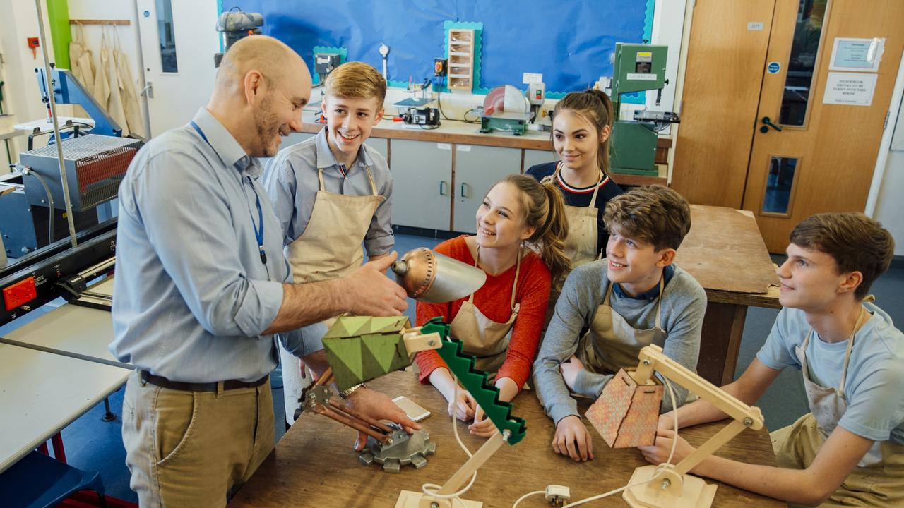 """It is common for parents to expect teachers to """"fix"""" their kids. Picture: istock"""