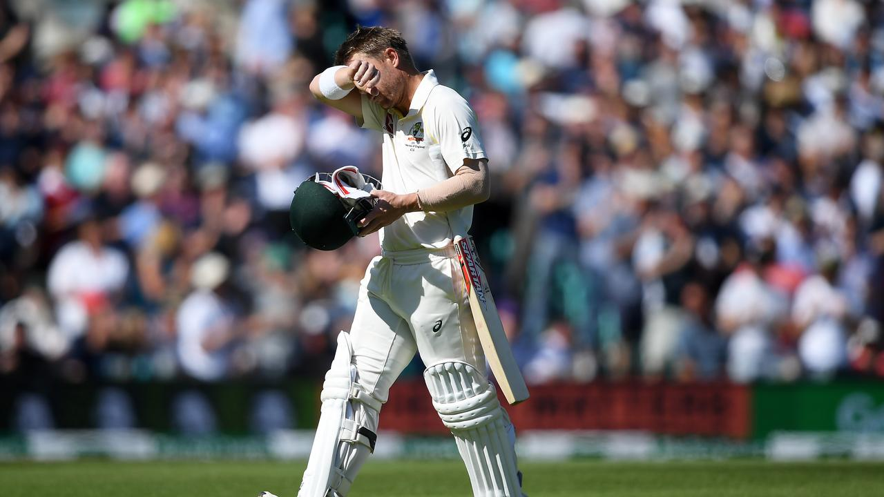 What a series for David Warner. (Photo by Alex Davidson/Getty Images)